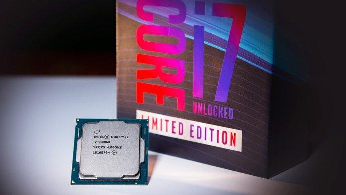 Intel Core i7-8086K je jen sběratelský kousek. Oproti 8700K se nevyplatí