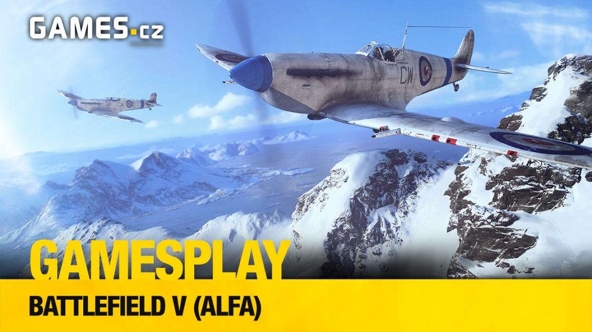 GamesPlay – Battlefield V (closed alpha)