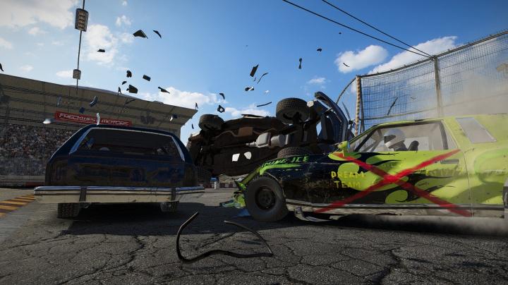 Wreckfest na PS5 vypadá skvěle, v PS Plus má měsíční exkluzivitu