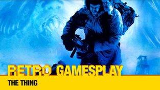 Retro GamesPlay - The Thing + Extra Round: Husita