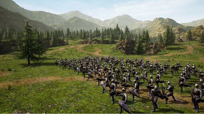 The Battle for Middle-earth remake