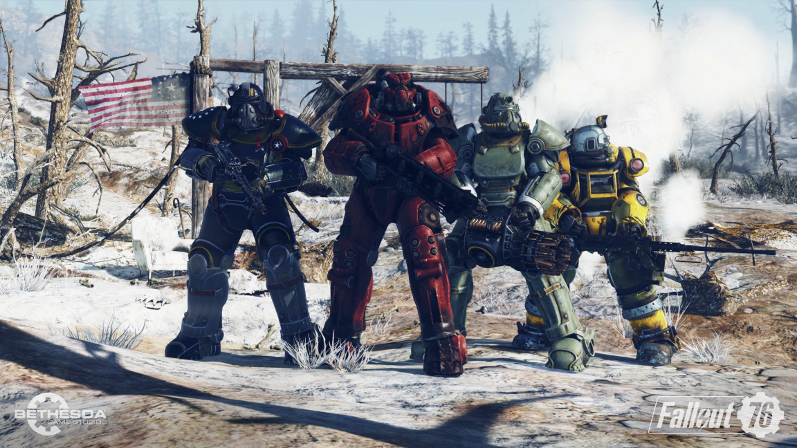 Fallout 76 nevyjde na Steamu
