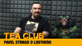 Tea Club #28: Pavel Strnad o LostHero