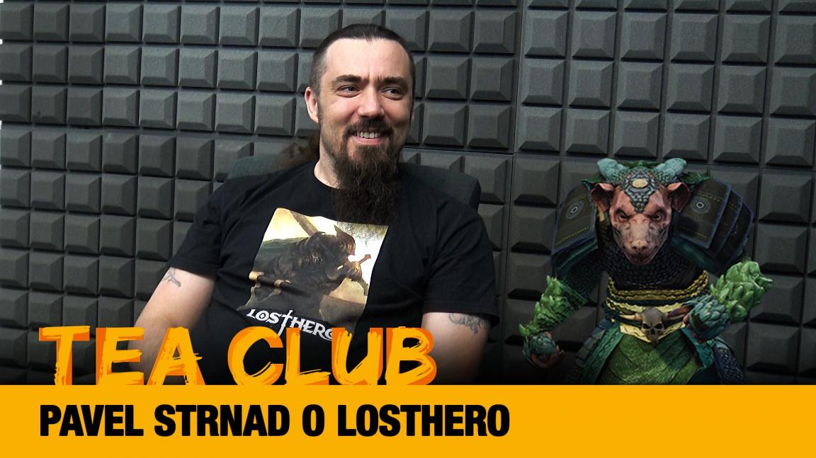 Tea Club #28: Pavel Strnad o českém LostHero