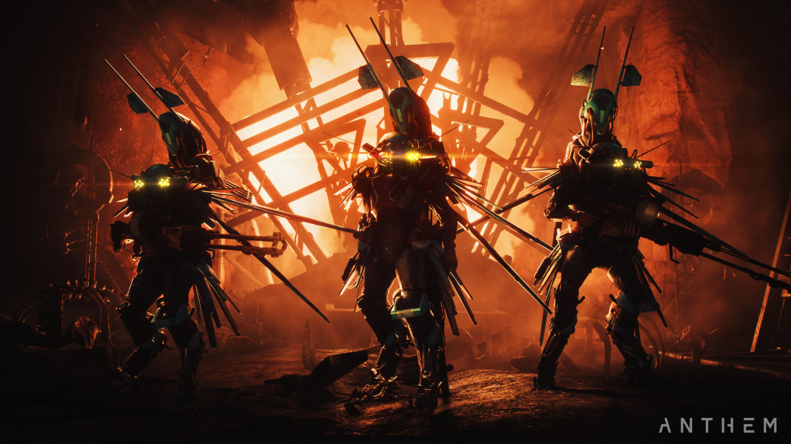 Pokus o záchranu Anthem: Looter shooter přibyl do všech verzí předplatného od EA