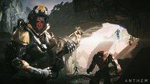 Podívejte se na první misi střílečky Anthem od tvůrců Mass Effectu