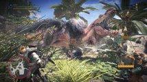 Lov gigantů v Monster Hunter: World začne na PC už za měsíc
