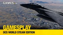 Čtenář Strikes Back - DCS World Steam Edition