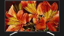 Jak se hraje na HDR televizi? Test Sony Bravia KD-55XF8505