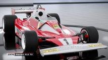 Letošní ročník F1 nabídne 20 historických formulí a kariéru miláčka médií
