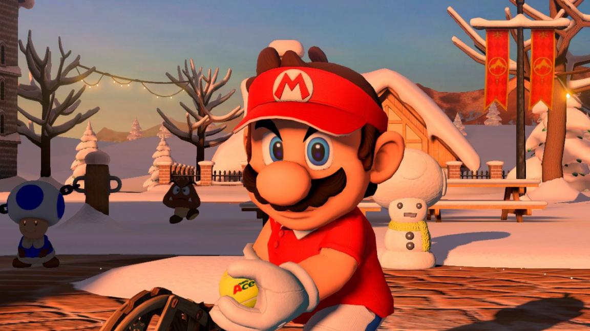 Mario Tennis Aces – recenze