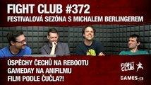 Fight Club #372: Festivalová sezóna s Michalem Berlingerem