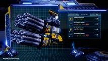 V Mothergunship si vyrobíte třeba kulomet osazený brokovnicemi a laserovými puškami