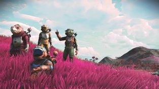 Hello Games předvádí nejambicióznější update No Man's Sky v pohybu