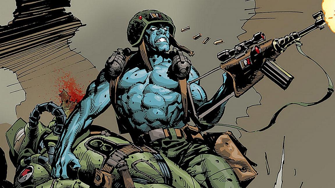 Režisér Warcraftu natočí film podle komiksu Rogue Trooper