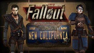 Tvůrci modu Fallout: New California mají strach ze stejnojmenné deskovky