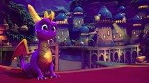 Dráček Spyro to v remasteru rozpaluje už i na PC a Switchi