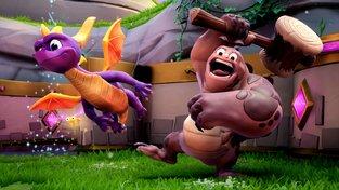 Remake Spyro ozvučí původní skladatel, mezi novou a starou hudbou můžete i přepínat