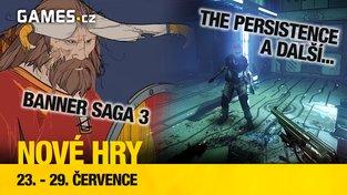 Nové hry, které vyjdou v tomto týdnu