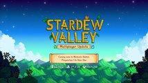 Multiplayer Stardew Valley vám brzo dovolí pozvat na farmu tři kamarády