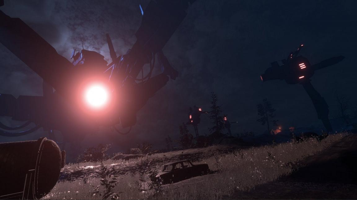 Robotické apokalypse v The Light Keeps Us Safe uniknete jedině plížením a chytrostí