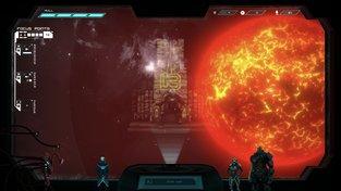 Crying Suns je příběhovější FTL, kde ovládáte obří loď se stovkami lidí na palubě