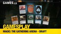 GamesPlay – hrajeme zábavný mód Draft v Magic: The Gathering Arena a rozdáváme klíče