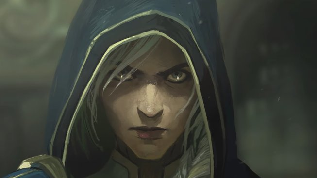 Jaina Proudmoore Battle for Azeroth