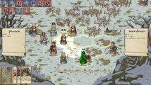 Krásná středověká strategie Rising Lords působí jako tahová zmenšenina Mount & Blade