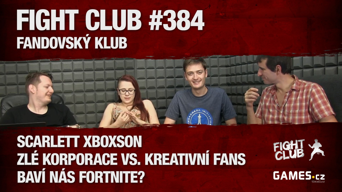 Fight Club #384: Fandovský klub