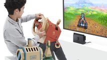 Nové Nintendo Labo připomíná kartónovou verzi The Crew 2