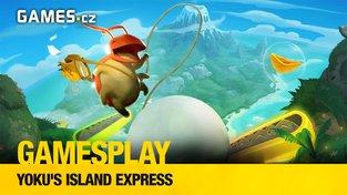 GamesPlay: Yoku's Island Express