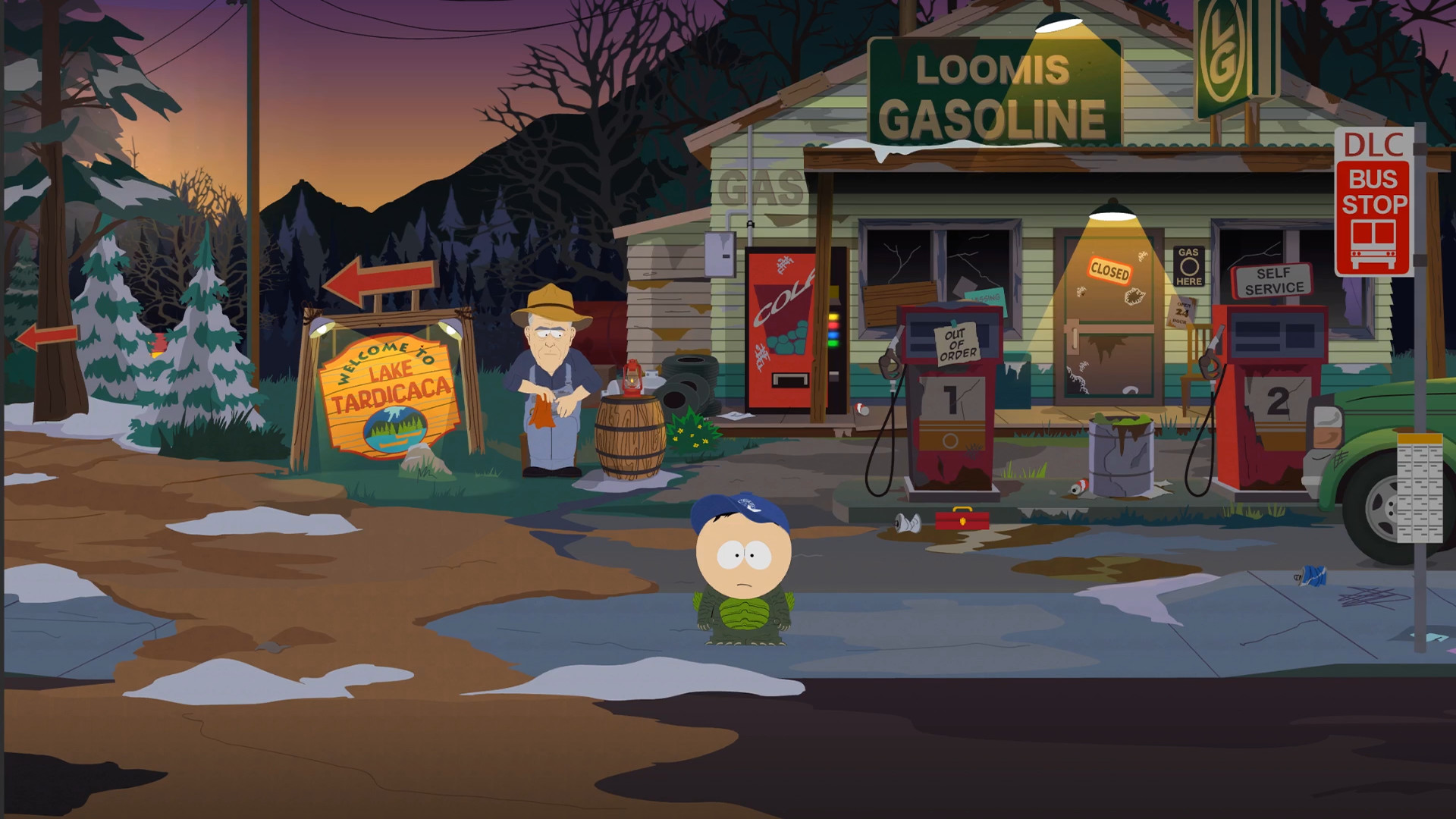 South Park: The Fractured But Whole – Bring The Crunch DLC