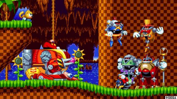 Sonic Mania Plus – recenze