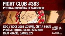 Podívejte se na záznam rozlučkového Fight Clubu s Petrem Poláčkem