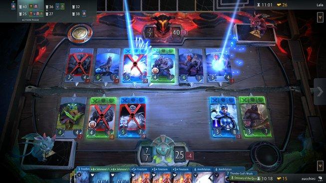 Náhodný zápas bojiště