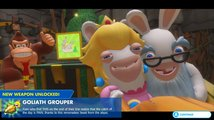 Mario + Rabbids Kingdom Battle: Donkey Kong Adventure