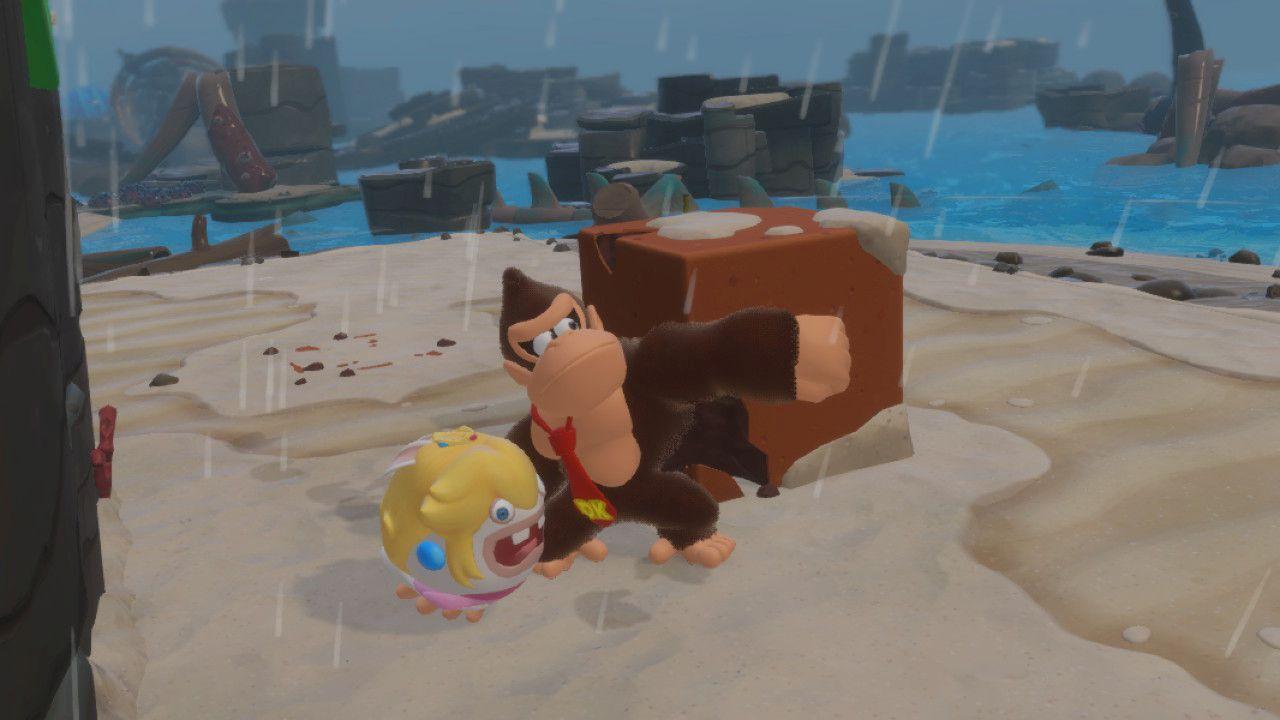 Mario + Rabbids Kingdom Battle: Donkey Kong Adventure