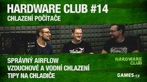 Hardware Club #14: Chlazení