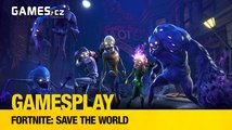 Čtenářský GamesPlay - Fortnite: Save the World