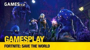Čtenářský GamesPlay - Fortnite: Save the World