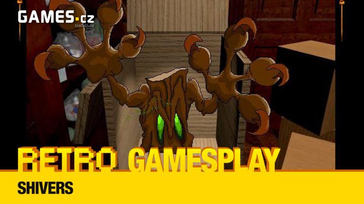 Retro GamesPlay – hrajeme hororovou adventuru Shivers