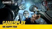 GamesPlay – hrajeme We Happy Few, neboli Bioshock na drogách