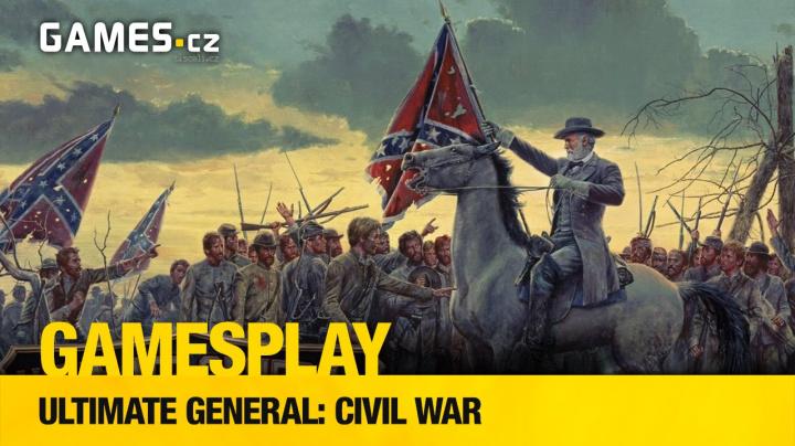 GamesPlay – hrajeme skvělou strategii Ultimate General: Civil War