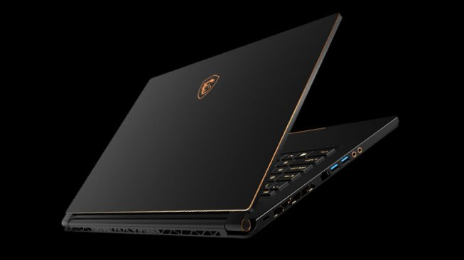 Herní notebook MSI GS65 Stealth Thin - recenze