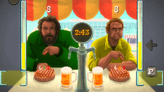 Bud Spencer & Terence Hill – Slaps and Beans – recenze