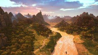 Kampaňová mapa Total War: Three Kingdoms je krásná a detailní