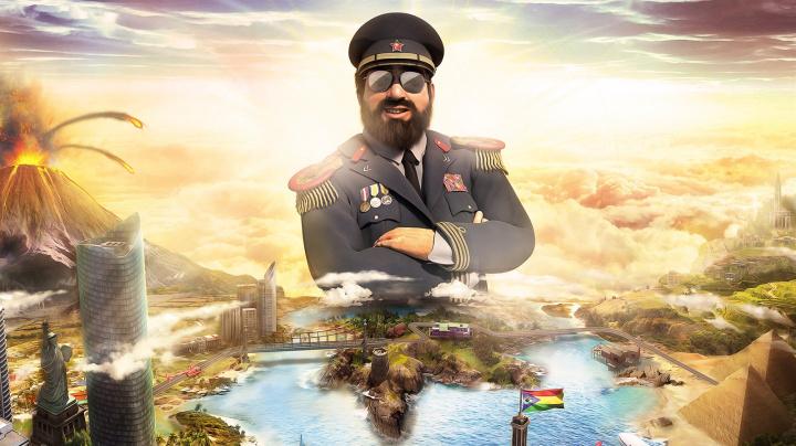 El Presidente vás svolává do bety Tropico 6