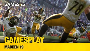 Čtenářský GamesPlay: hrajeme Madden NFL 19