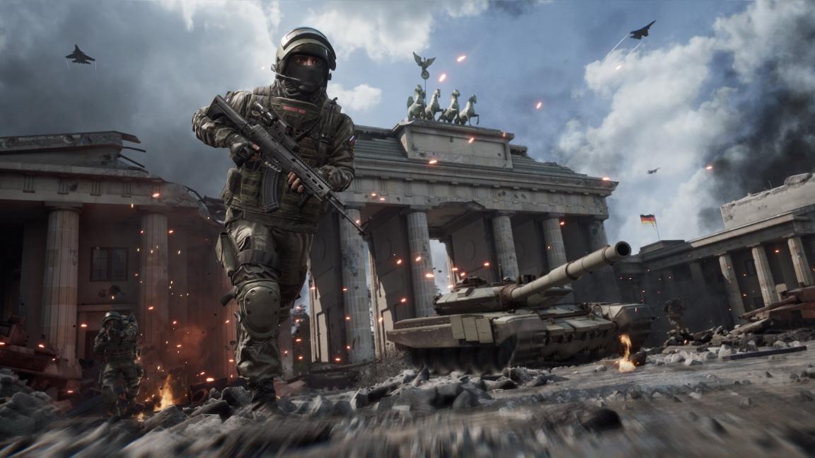 Střílečka World War 3 dostane novou podobu a vydavatele